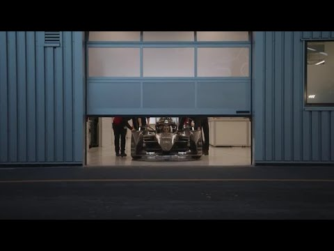 Porsche Formula E – First Test Drive in Weissach