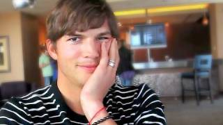 "Ashton Kutcher interview - ""Spread"" movie premiere in Las Vegas!!"