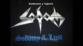 Sodom - Sodomy and Lust (lyrics y subtítulos en español)