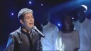 Joe McElderry - The Climb - Live On GMTV