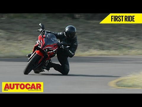 Bajaj Pulsar RS 200   First Ride Video Review   Autocar India