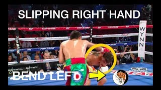 Boxing Southpaw: Slipping Punches