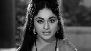 Manthrakodi Movie Scenes - Prem Nazir romancing Vijaysree - MS Viswanathan