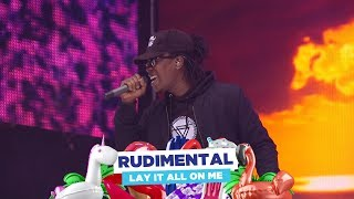 Rudimental - 'Lay It All On Me' (live at Capital's Summertime Ball 2018)
