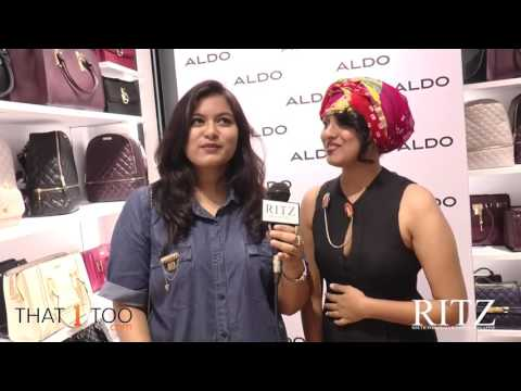 Ritz Aldo Shoefie Party : Mansi & Ashwini