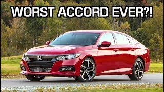The Worst Honda Accord You Should Never Buy