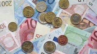 Германия / Расходы в месяц