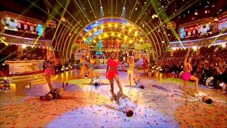 Strictly Pros Group Dance to 'She Bangs' by Ricky Martin - Strictly 2016: Week 7