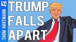 Trump Impeachment Rebuttal Falls Apart
