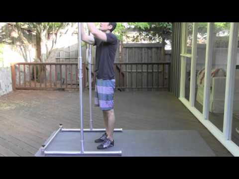 One Arm Inverted Rows