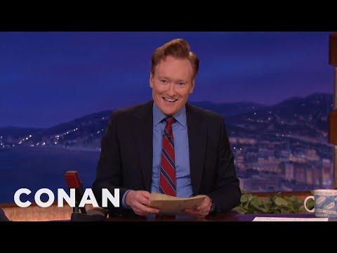 Conan vyrazí do Jižní Koreje