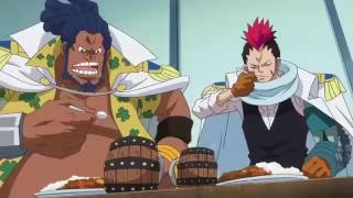 25 One Piece Episode 780   Marine's Rookies Wants To Kick Luffy's Ass !! ENG SUB