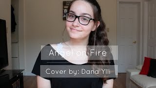 Angel On Fire   Halsey [Cover]