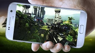 TOP 10 BEST Gameloft Games | LATEST HIGH GRAPHICS FIRST PERSON SHOOTER GAMES!
