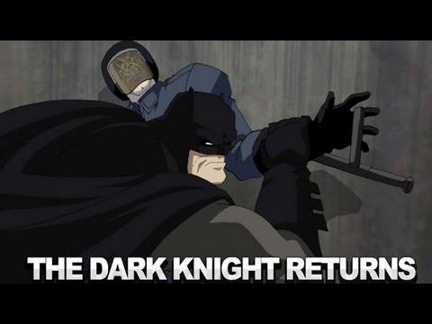 Batman: The Dark Knight Returns, Part 2 ( Yarasa Adam: Kara Şövalye Dönüyor, 2. Bölüm )