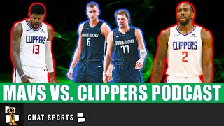 Dallas Mavericks V. LA Clippers | IM ENCOURAGED | Highlights, Stats, Kristaps Porzingis & Box Score