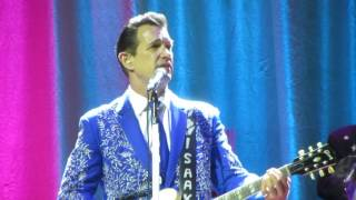 Somebody's Crying - Chris Isaak - Massey Hall,TOronto-May 24,2016-CHAR video