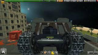 Tanki Online паркур на рио