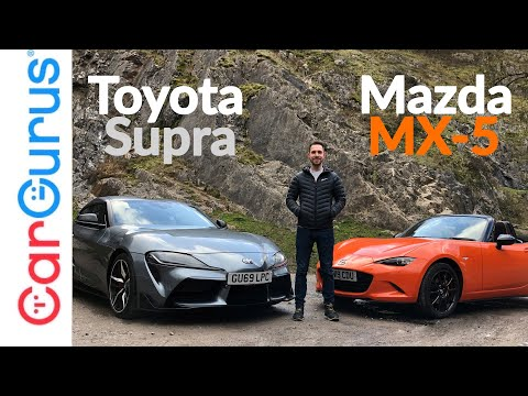 Toyota Supra and Mazda MX-5: Collaboration or compromise? | CarGurus UK