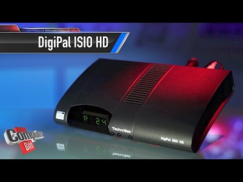 DigiPal ISIO HD im Test: Der beste DVB-T2-Receiver