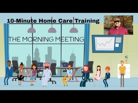 10 Minute Homecare Training: COVID and Other Emergency ...