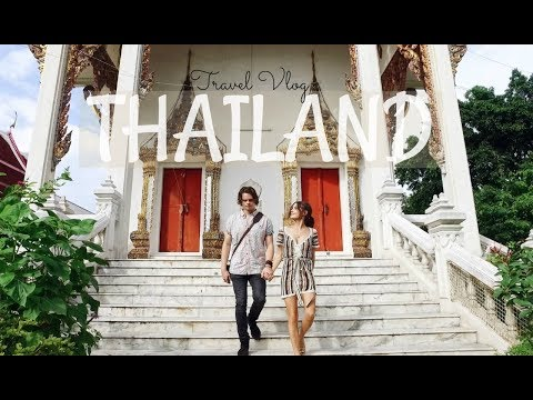 TRAVEL VLOG: THAILAND | Bangkok, Phuket & Krabi