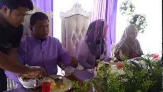 preview picture of video 'perkahwinan wan dan yana 25/10/14'
