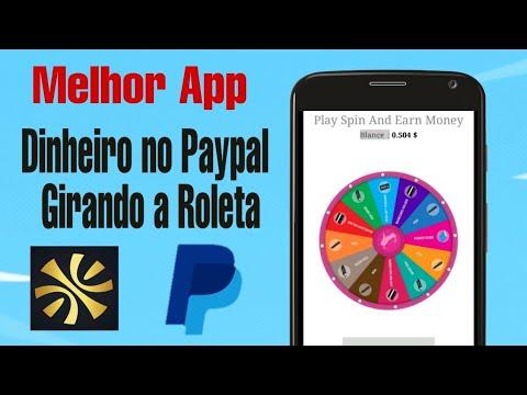 Incrível!! Como Ganhar Dinheiro no Paypal Girando a Roleta - Money no Paypal
