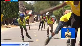 Mchezo wa roller skating umepata umaarufu baada ya kuanzishwa kwa kituo cha mafunzo