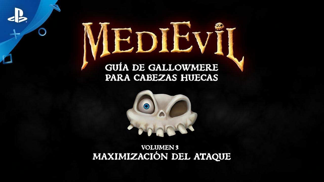 MediEvil: Guía de Gallowmere para Cabezas Huecas Volumen 3