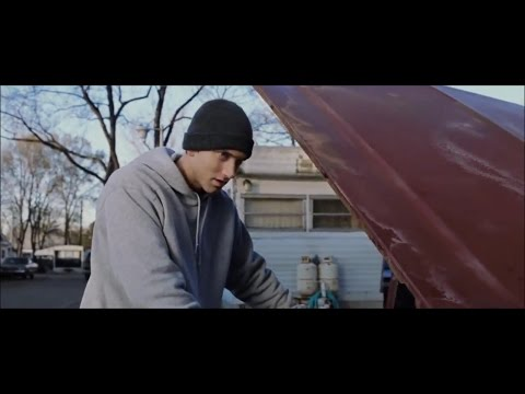 8 Mile - '' 'Cause I Live At Home In A Trailer ''