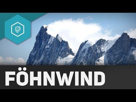 Wie entsteht Föhnwind? - Wetterphänomene 4 ● Gehe auf SIMPLECLUB.DE/GO & werde #EinserSchüler