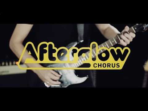 TC ELECTRONIC Afterglow Chorus Kytarový efekt