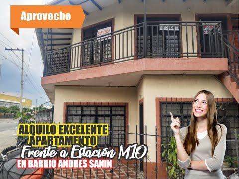 Apartamentos, Alquiler, Andrés Sanín - $550.000