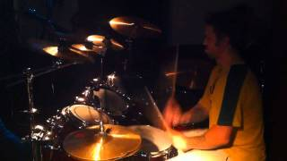 Video Loco [live drums in Šahy 2011]