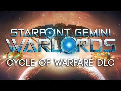 Starpoint Gemini Warlords: Cycle of Warfare DLC - Launch Trailer thumbnail
