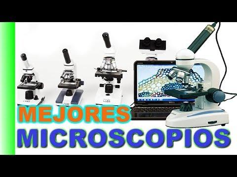 Los 7 MEJORES MICROSCOPIOS DE COMPRA ONLINE