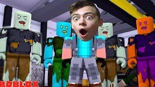 МОЯ КОРПОРАЦИЯ ЗОМБИ В ROBLOX Я Создал Своего Зомбика в Роблокс выживание в городе GAMES FACTORY