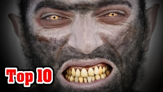 Top 10 Facts About Werewolves