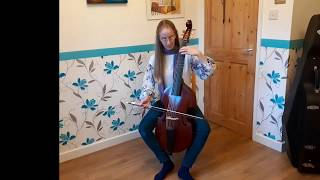 Bowrobics #4 – More string crossing with Alison Kinder