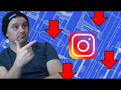 ‪What to Do About Instagram's Declining Organic Reach | DailyVee 582‬‏