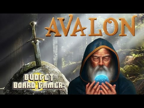 The Resistance: Avalon- Budget Board Gamer