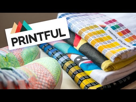 Download Printful Review And Try On Video 3GP Mp4 FLV HD Mp3