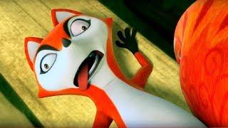 Кротик и Панда -Парк развлечений   - серия 37- развивающий мультфильм для детей
