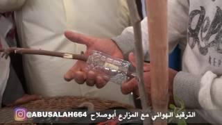 الترقيد الهوائي مع المزارع علي الصلاح | أبوصلاح