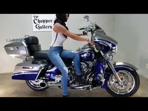 2016 Harley-Davidson CVO™ Limited in Temecula, California - Video 1