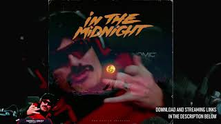 """DR Disrespect reacts to my new song """"In The Midnight"""""""
