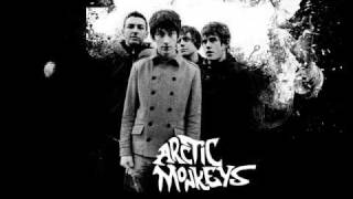 Arctic Monkeys - Wavin' Bye To The Train Or The Bus DEMO