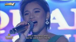 Alliyah Cadeliña - Somewhere, TNT Quarter Finals