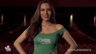Martina Turner Diaz Binibining Pilipinas 2019 Introduction Video